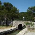 NP Mljet - little bridge