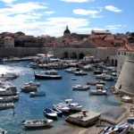 Dubrovnik - Old port