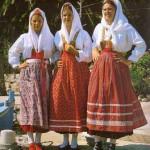 Costume of  Mljet