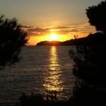 Pogled iz Cavtata